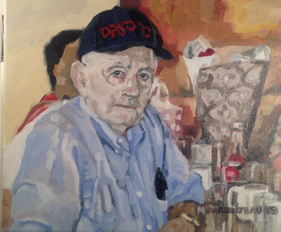M. Adler's Dad